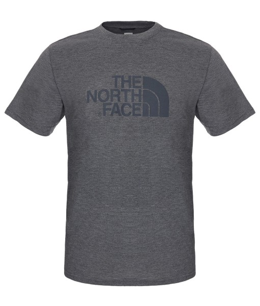 The North Face T-Shirt Graphic Reaxion Crew Asphalt Heather Grey