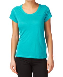 The North Face T-Shirt Horizon Ion Blue W 02