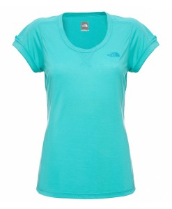 The North Face T-Shirt Horizon Ion Blue W 04