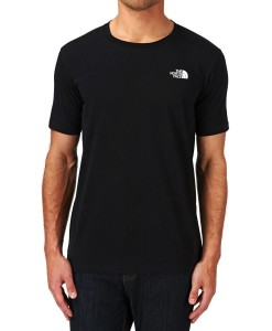 The North Face-T-Shirt New Peak M Black TNF 01