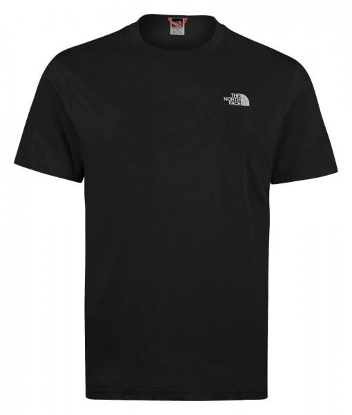 The North Face-T-Shirt New Peak Men Black TNF