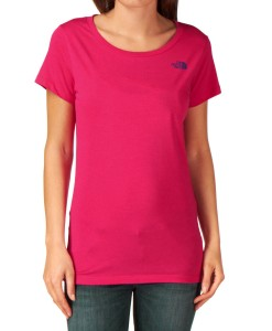 The North Face T-Shirt New Peak Passion Pink Femme 1