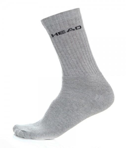 Chaussettes Head Performance Crew Grey