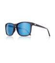 Eyewear Wiser Matte Black Blue Flash