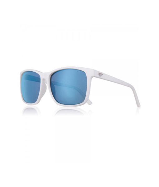 Eyewear Wiser Matte White Blue Flash