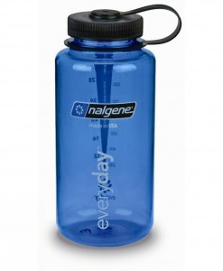 Nalgene Everyday 1l Wide Mouth Blue
