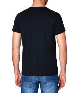 Paul Stragas T-shirt Life Experience Black 843-2