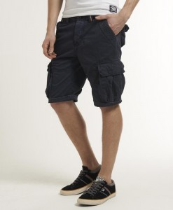 Short Superdry New Core Cargo Night TRXM03
