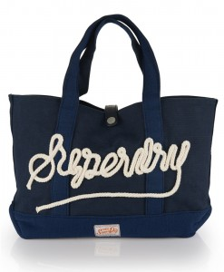 Superdry Hoba tote Bag Navy R03