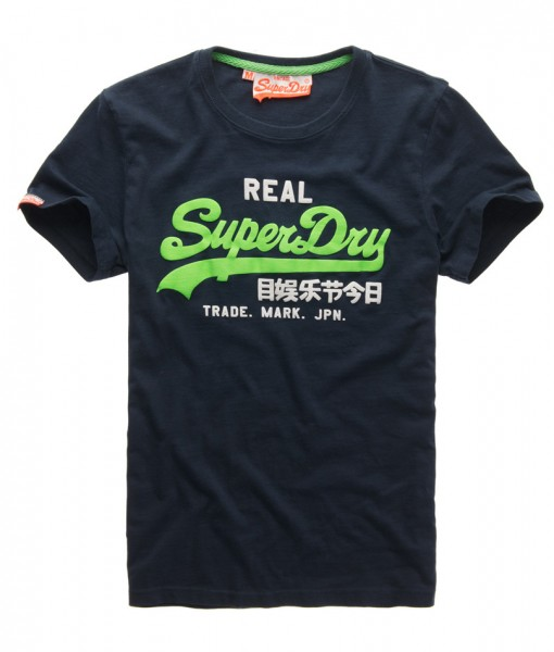 Superdry T-shirt Vintage Logo Duo Lite Entry-Tee