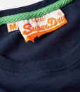 Superdry T-shirt Vintage Logo Duo Lite Entry-Tee label