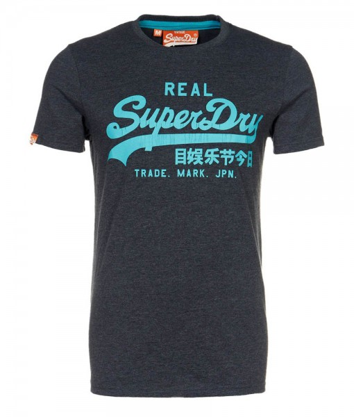 Superdry T-shirt Vintage Logo Entry-Tee B01
