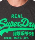 Superdry T-shirt Vintage Logo Laundered Entry-Tee B05