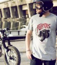 T-shirt PANTHER Heather Grey Coontak - 3