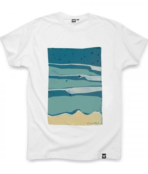 T-shirt SKY SURF VIEW Coontak