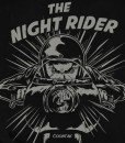 T-shirt THE NIGHT RIDER Coontak - 2