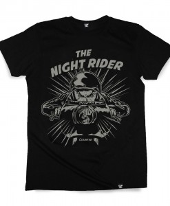 T-shirt THE NIGHT RIDER Coontak