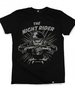 T-shirt THE NIGHT RIDER Coontak