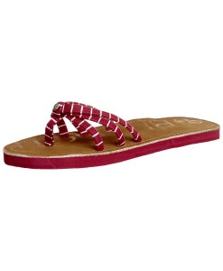 Brunotti Badanka Womens Slippers Poppy Rood 2