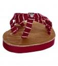 Brunotti Badanka Womens Slippers Poppy Rood 3