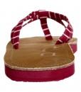 Brunotti Badanka Womens Slippers Poppy Rood 4