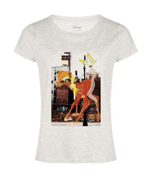 T-shirt Eleven Paris Bambi DAMBI W