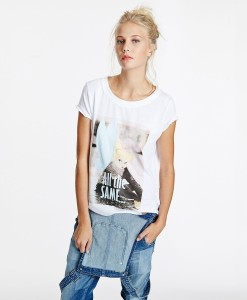 T-shirt Eleven Paris Kibel A05