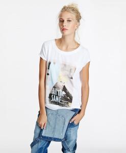 T-shirt Eleven Paris Kibel A05