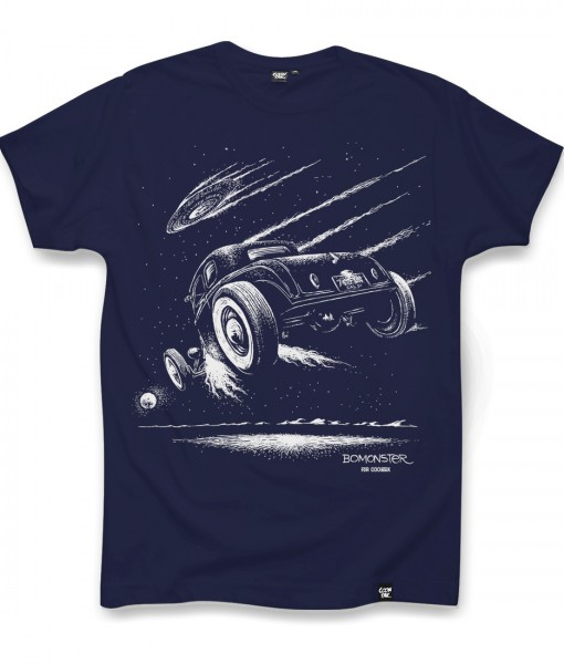 T-shirt MOONS RACE Coontak