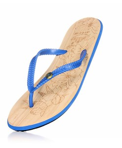 Zohula Ola Blue Flip Flops 01