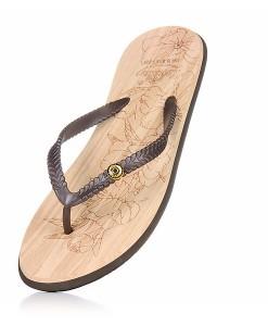 Zohula Ola Chocolate Flip Flops 05