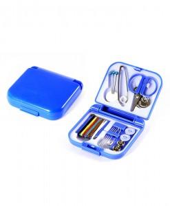 Mini kit de couture bleu G02