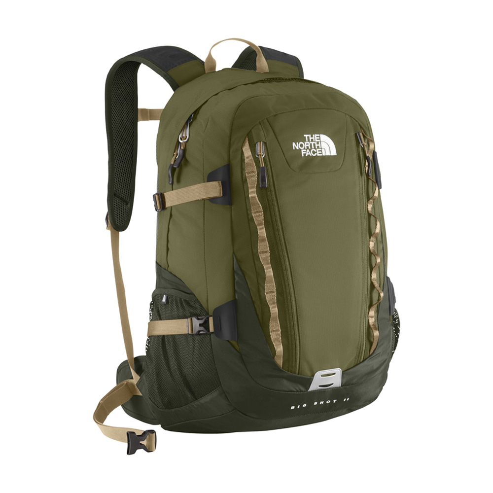 981460ca5d Sac à dos The North Face Big Shot II Burnt Olive Green