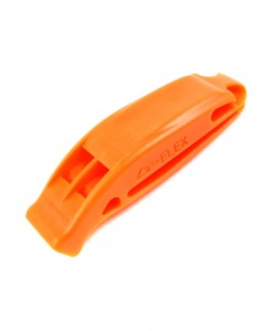 Sifflet urgence Duraflex Orange G02