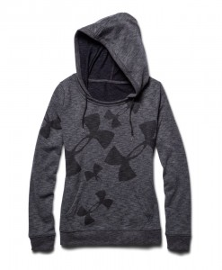 Sweat à capuche Under Armour Kaleidalogo 090 F01