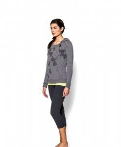 Sweat à capuche Under Armour Kaleidalogo 090 F04