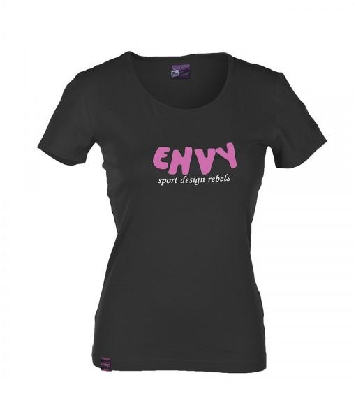 T-Shirt Envy Renna Noir Femme K02
