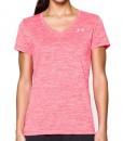 T-Shirt en V Under Armour Twist Tech Femme 683 F02