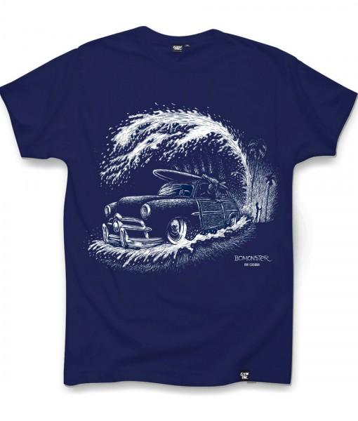 T-shirt-WOODY-Coontak