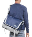 The North Face Base Camp Messenger Medium Cosmic Blue T02