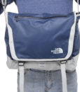 The North Face Base Camp Messenger Medium Cosmic Blue T04