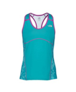 The North Face Eat My Dust Sport Tank Synergy Blue