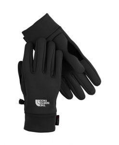 The North Face Powerstretch Glove Asphalt Grey