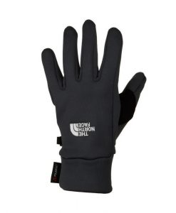 The North Face Powerstretch Glove Asphalt Grey