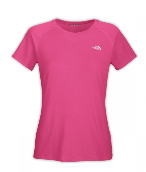 The North Face T-Shirt Reaxion Society Pink