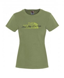 The North Face T-Shirt Statement Olivetto Green M01
