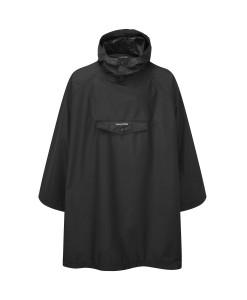 Unisex Poncho Black Craghoppers D01