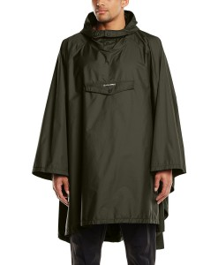 Unisex Poncho Evergreen Craghoppers D03
