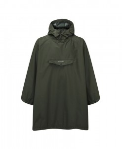 Unisex Poncho Evergreen Craghoppers D06