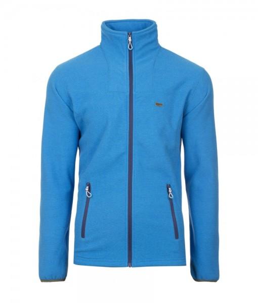 2117 of Sweden 3D Storklinten fleece jacket Blue D01